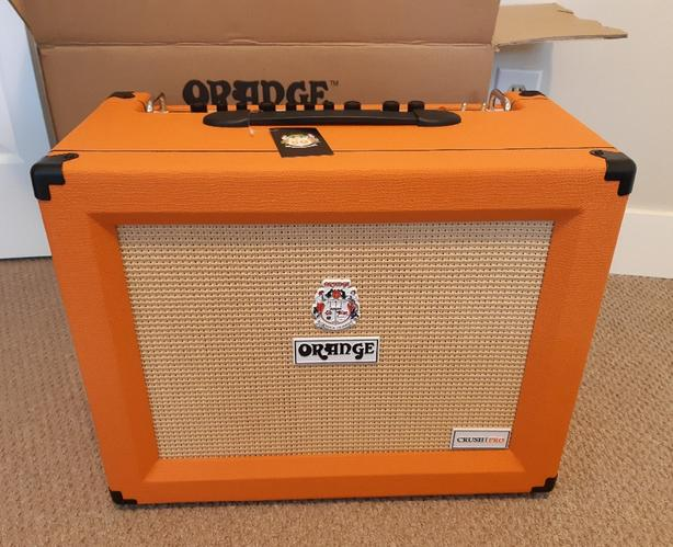 FOR TRADE: Guitar amp for Irons