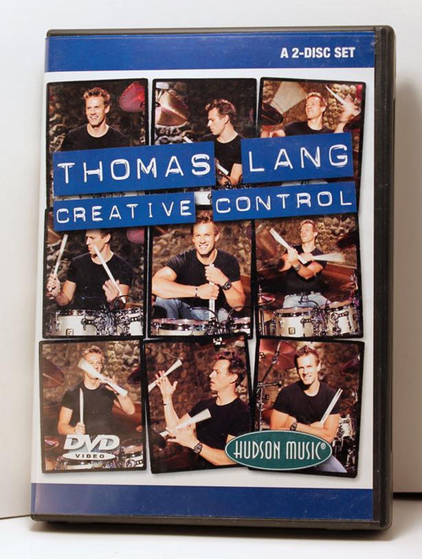 Thomas Lang - Creative Control