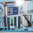 Vintage PLAYMOBIL toy... Police Station #5182 - huge - complete MINT IN BOX