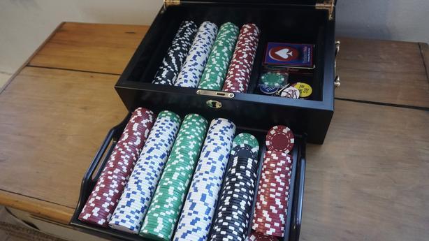 High end Poker chips