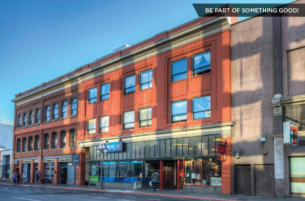 FOR LEASE - 705 JOHNSON STREET