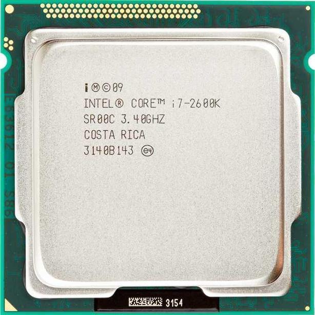 I7 2600 , LGA1155