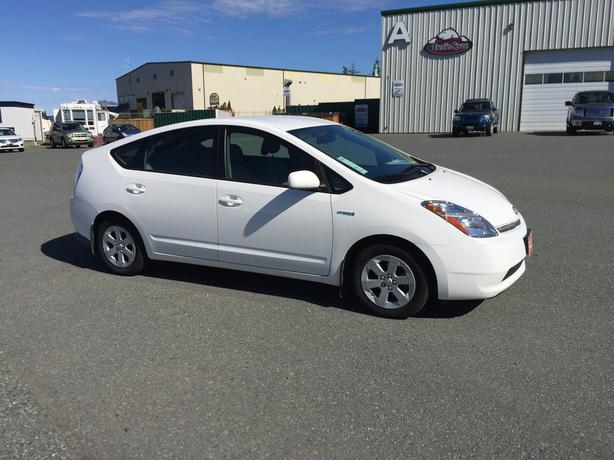 SAVE ON GAS! 2007 TOYOTA PRIUS HYBRID, ONLY 80,122KMS, ONE OWNER, LOCAL VEHICLE