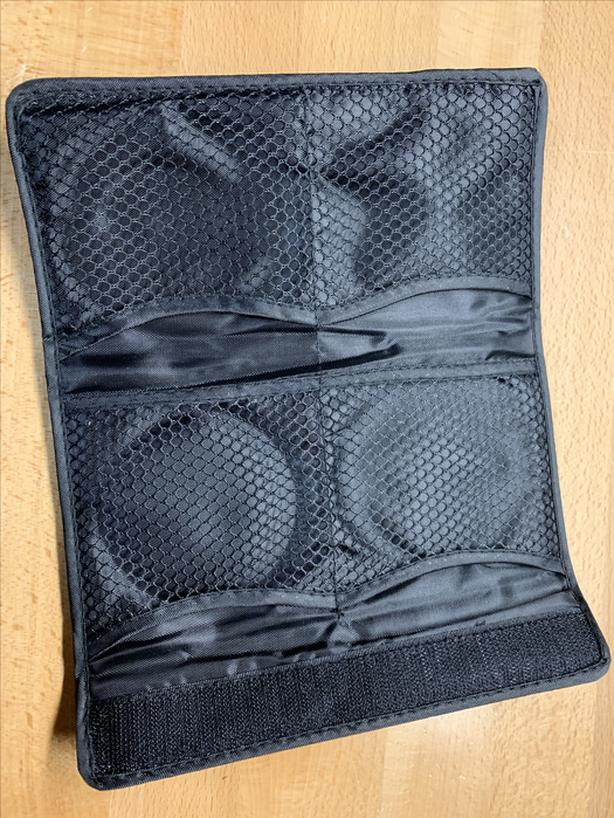 4-filter pouch
