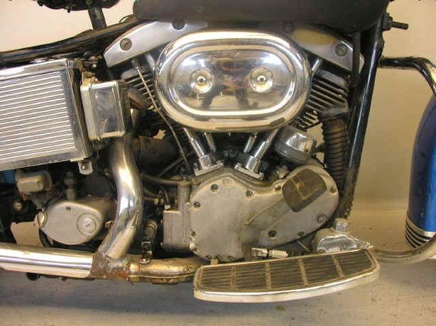 WANTED: shovelhead engine