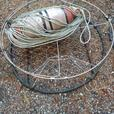Stainless steel crab trap