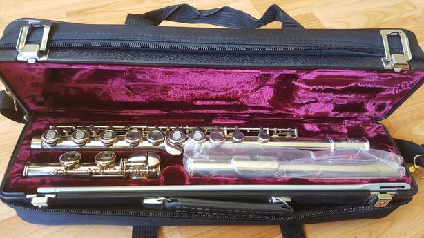 Serviced Intermediate open hole and beginner Flutes