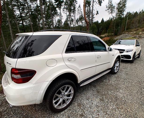2007 mercedes ml63 amg Victoria City, Victoria