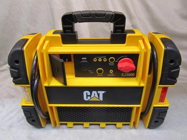 #165848-1 CAT Professional 2,000 Peak Amp car jump starter