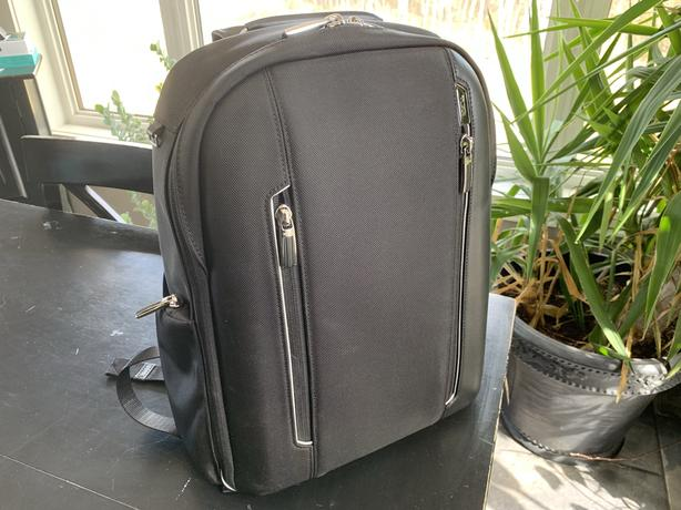 TUMI LOGAN BUSINESS BACKPACK
