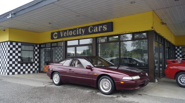 1996 Subaru Alcyone SVX S4 124K