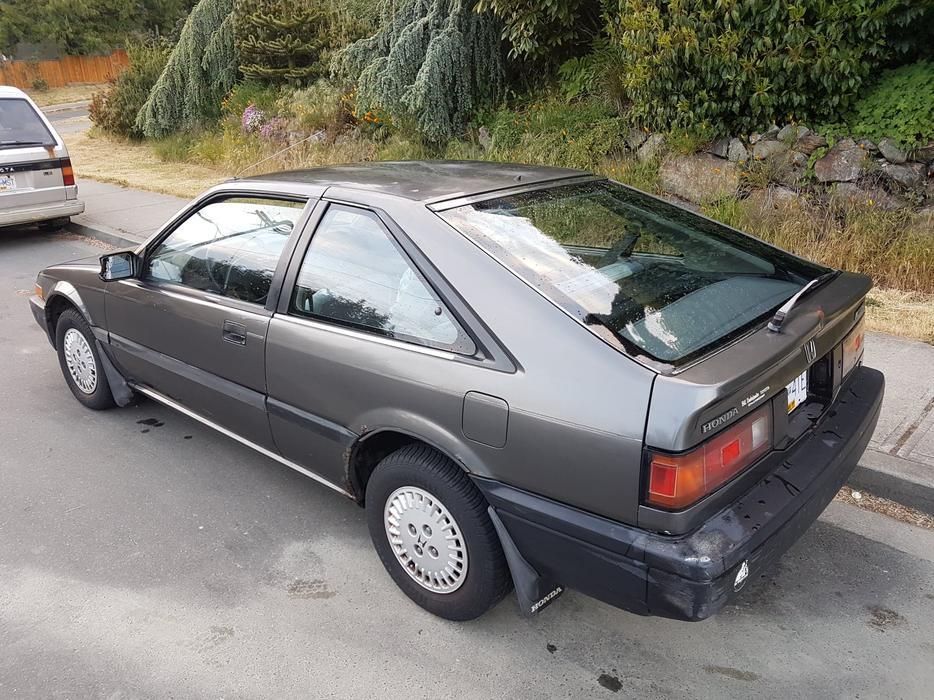 1986 Honda Accord S Victoria City, Victoria