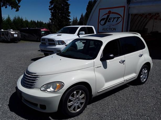 2006 Chrysler PT Cruiser 2.4L 4 Cyl. Unit Selling at Auction!