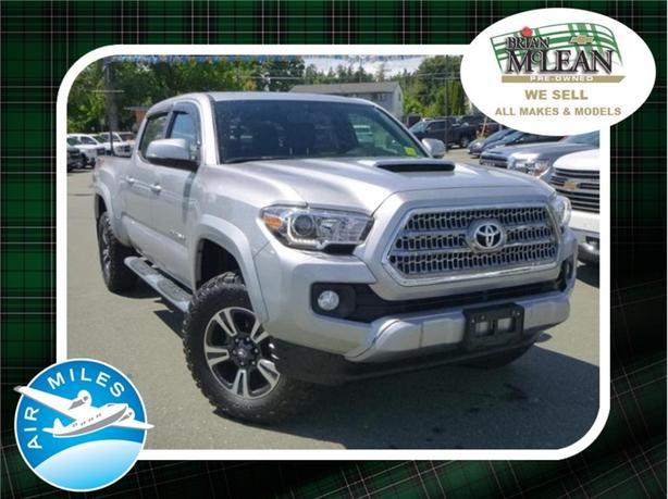2016 Toyota Tacoma TRD Sport Bluetooth Navigation Heated Seats