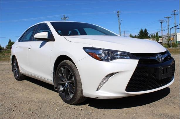 2017 Toyota Camry 4dr Sdn I4 Auto