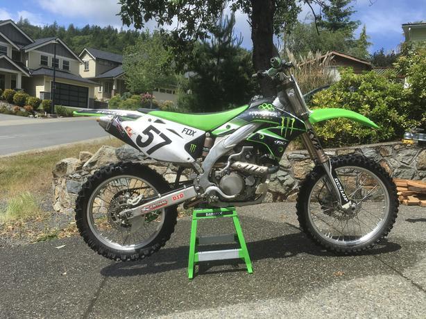 2006 KX 450F