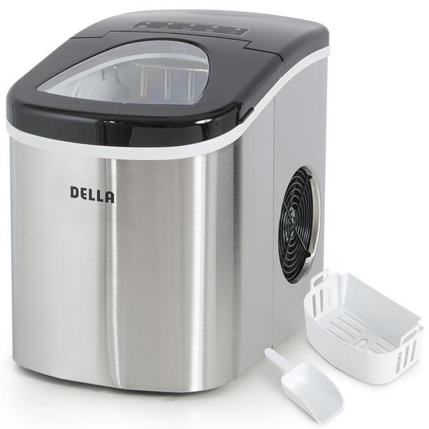 Della Portable Countertop Ice Maker