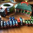 Thomas the Tank Die-Cast Metal multiple sets