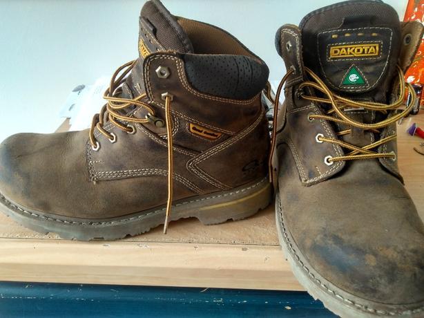 """Dakota """"Quad Comfort"""" boots size 12"""