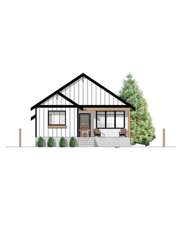 Brand New Modern Farmhouse-style Home
