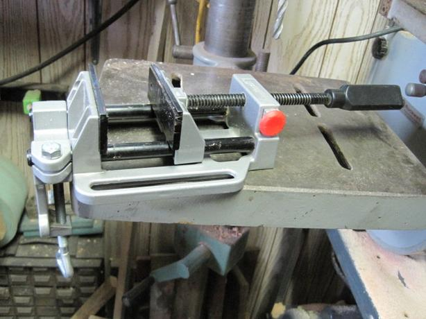 Wolfcraft Quickset Vice and Bench Clamp