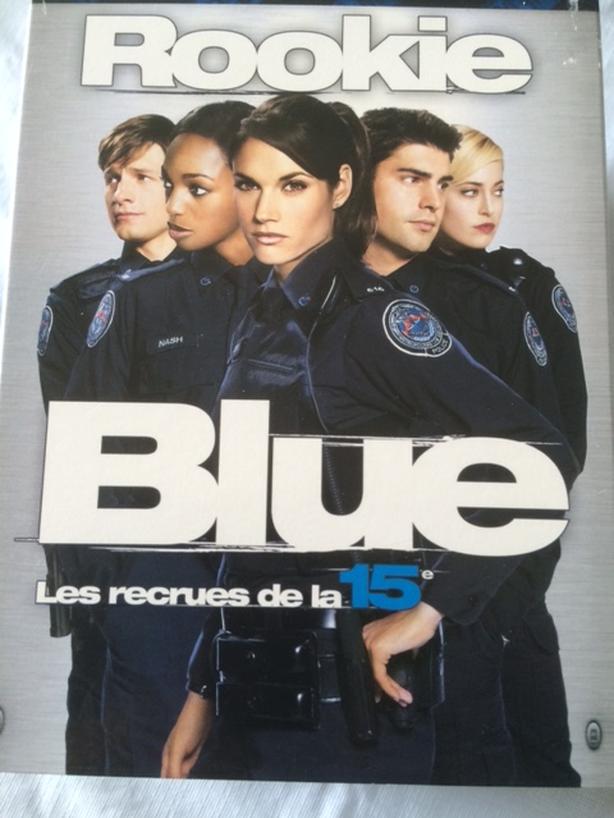 Rookie Blue Serie DVD / DVD Les recrues de 15ième
