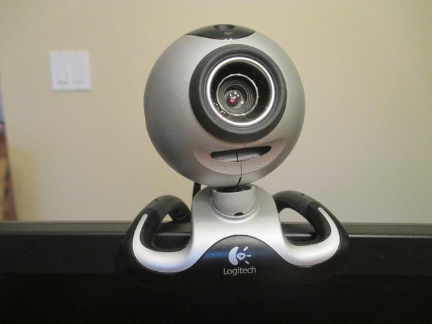 Logitech Quickcam Pro 4000 Oak Bay Victoria Mobile