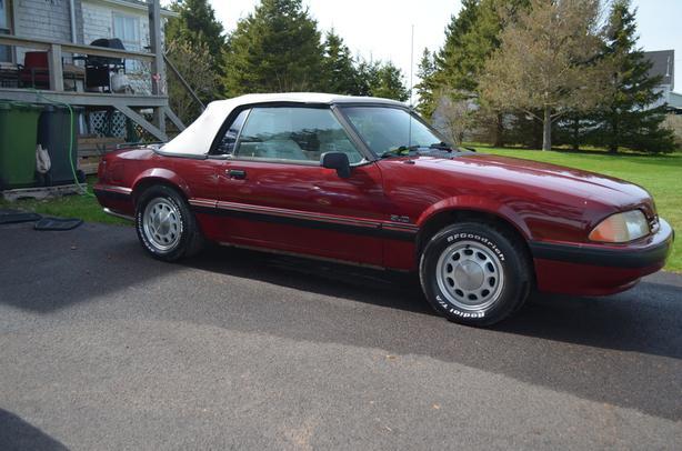 1989 Mustang 5.0L Convertible