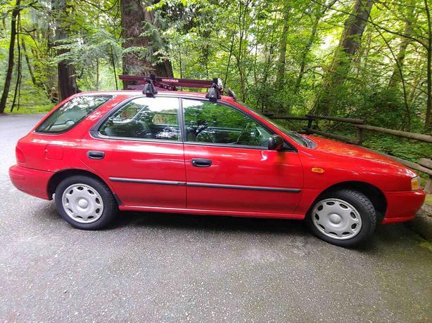 1999 Toyota Impreza