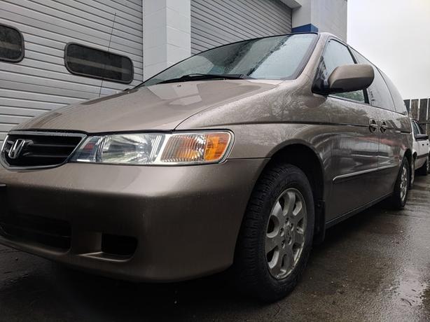 2003 Honda Odyssey EX-L Flagship