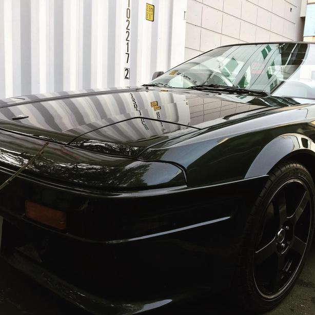 1986 Toyota MR2 MK1 Excellent Shape
