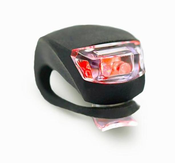 Bicycle Bike Rear Safety LED Tail Light - Red Light