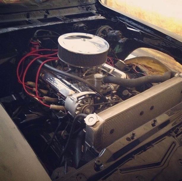 $2,500 · 1969 Oldsmobile 350 Rocket Engine