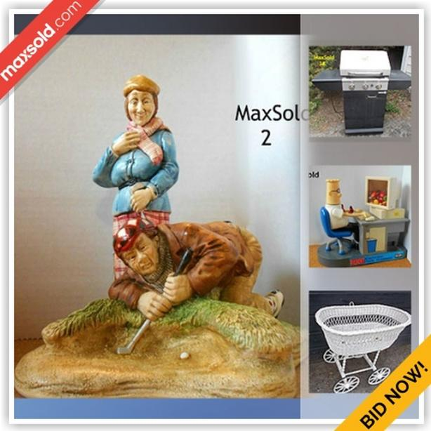 Fenwick Downsizing Online Auction - Memorial Drive