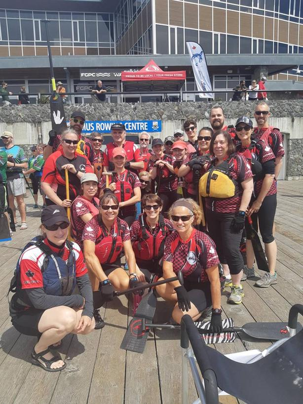 Looking for dragon boat paddlers - no experience needed