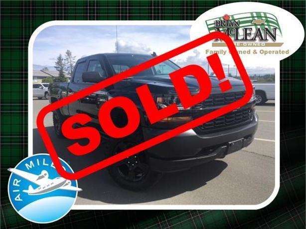 2017 Chevrolet Silverado 1500 4x4 Bluetooth 4-inch BDS Lift Off-Road Tires