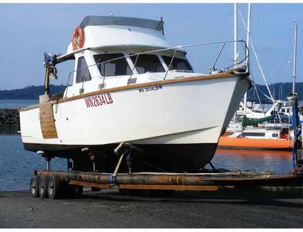 Crab Boat For Sale - Hooyah