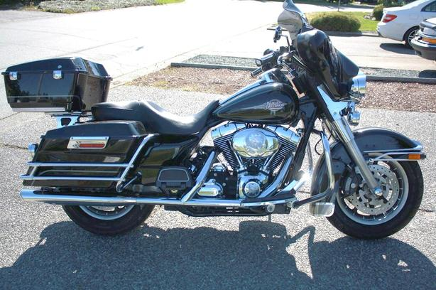 "2008 Harley Touring -only 46,500K-""Possible Dyna Trade"""