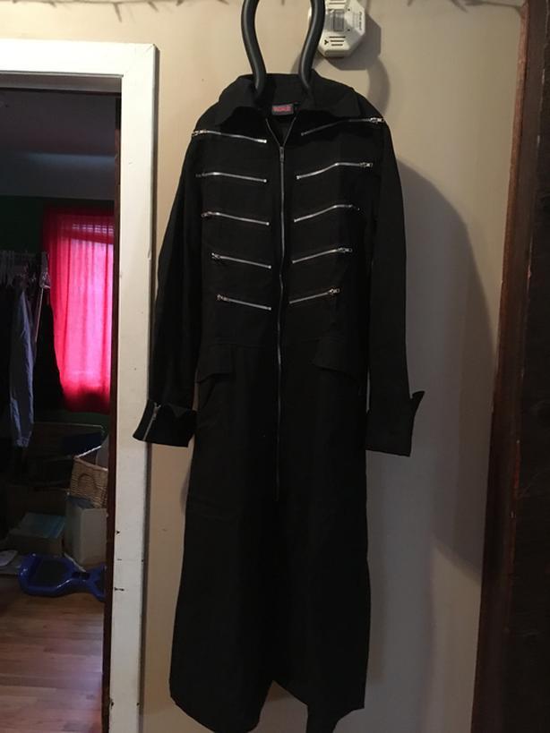 New London Rock coat