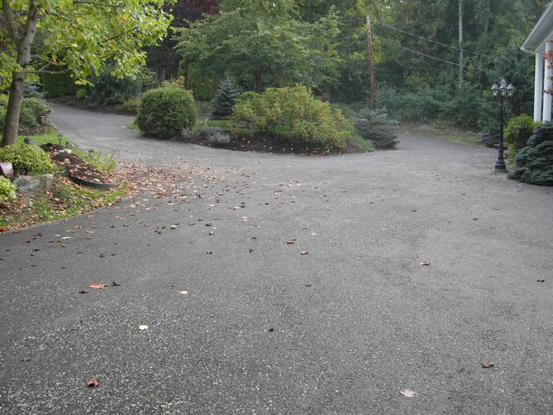 Recycled Asphalt Product, Your Rural Driveway Solution.