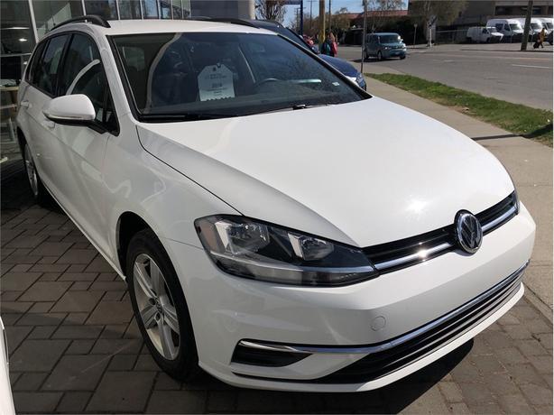 2018 Volkswagen Golf 4 Motion AWD 1.8 TSI Trendline