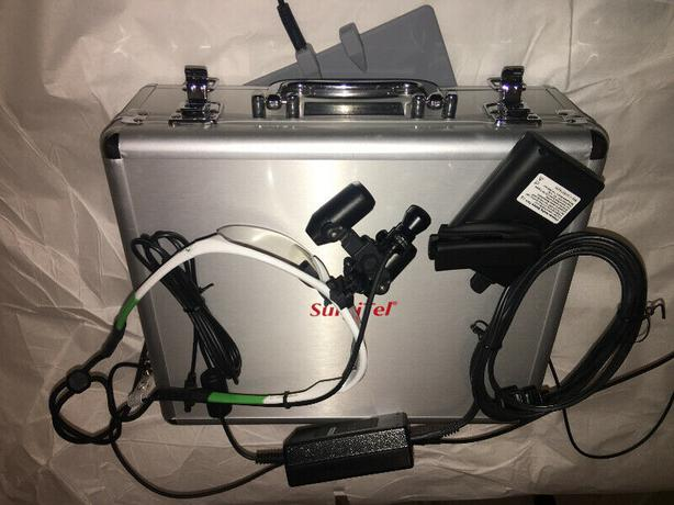Dental loupes with light for sale