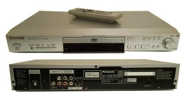 Panasonic DVD-RV32