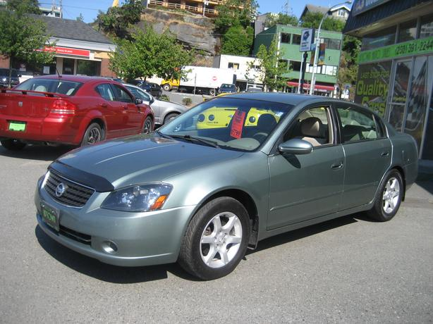 "2006 Nissan Altima 2.5 ""S"" Loaded-NO ACCIDENTS"
