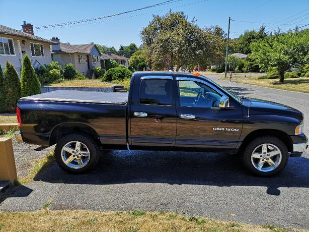  Log In needed $8,800 · 2003 Dodge Ram 1500 Quad Cab 4 7L V8 Manual  Transmission