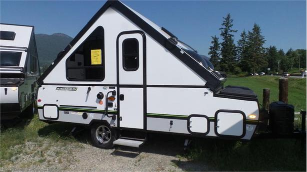 2019 Forest River Rockwood Hard Side Pop Up Campers A122s