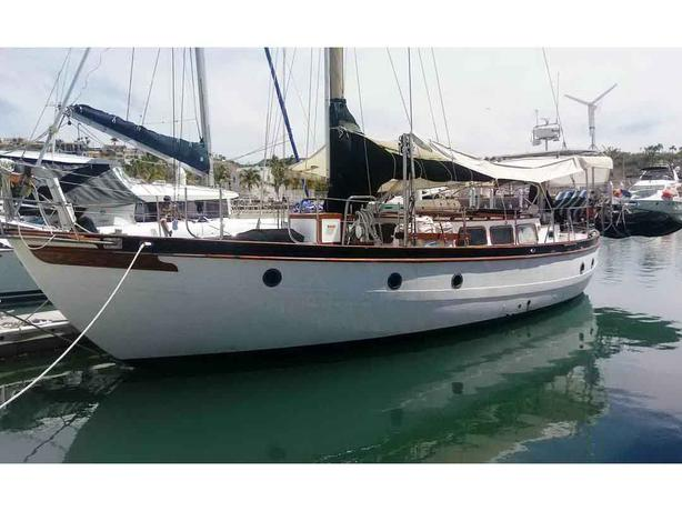 Spindrift Double Ended Cutter For Sale - Milagro