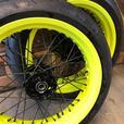 Excellent conditon SM Pro Wheel set, Yamaha WRF