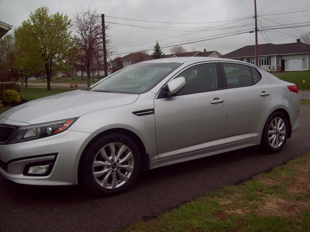For Sale: 2015 Kia Optima EX