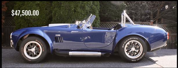 AC Cobra / Factory Five - 1965 Cobra for sale